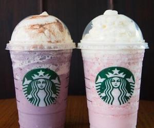 starbucks, coffee, and drinks image