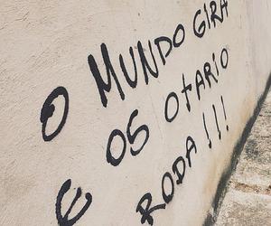 grafite, brasil, and frases image