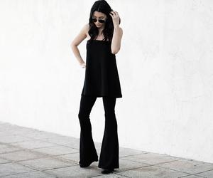 fashion blogger, minimal, and street style image