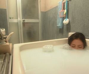 bath, japan, and relax image