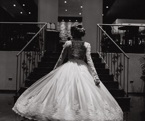 black and white, classy, and Couture image
