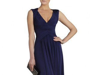 bcbg evening dress, 2016 bcbg dress, and bcbg open back dress image