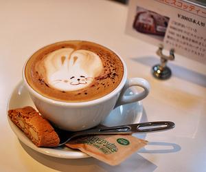 coffee, bunny, and food image