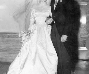 vintage, wedding, and cute image