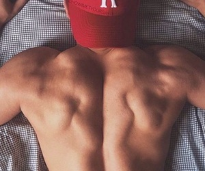 abs, butt, and Hot image