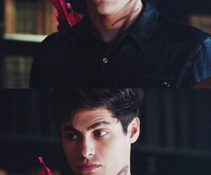 shadowhunters, alec lightwood, and matthew daddario image