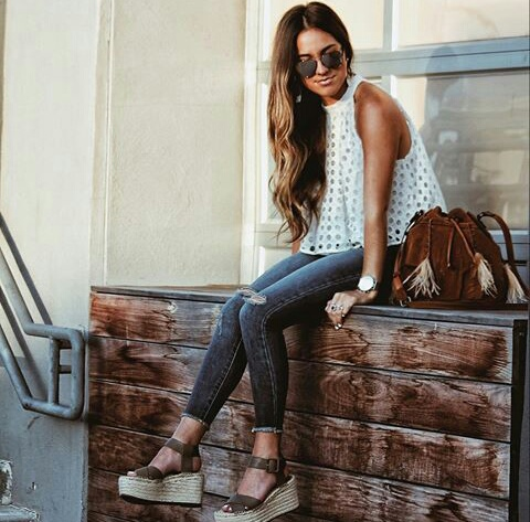 fashion blogger, street style, and fashion style image