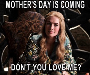 giveaway, mothersday, and gamesofthrones image