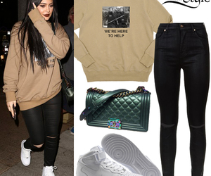 outfit, kylie jenner, and steal her style image