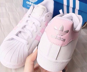 adidas, style, and white image