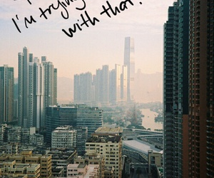 quotes, text, and city image