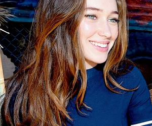 pretty girl, alycia debnam-carey, and cute brunette image