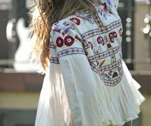 bohemian, fashion, and style image