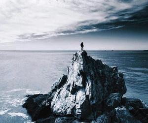 beach and world image