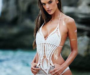 alessandra ambrosio, model, and Alessandra image