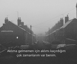 türkçe, alone, and quote image