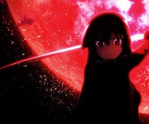 akame, akame ga kill, and anime image