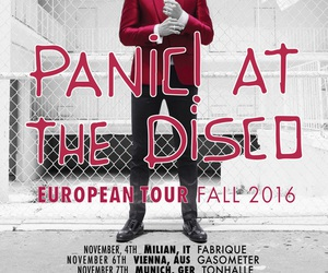 P!ATD, panic at the disco, and panic! at the disco image