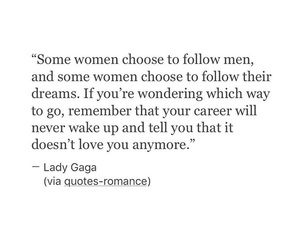 quotes, Dream, and Lady gaga image