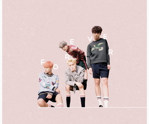 boys, edit, and Forever Young image