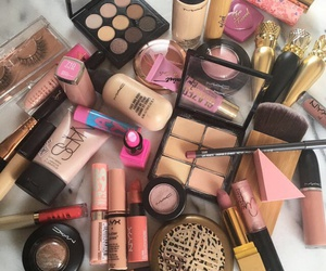 beauty, chanel, and nars image