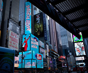 billboard, musical, and broadway image