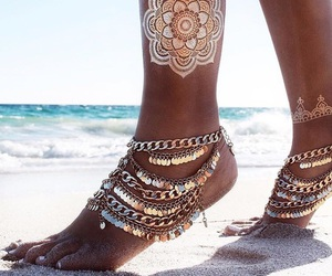 accessories, beach, and beautiful image