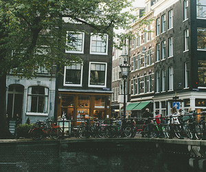 amsterdam, cities, and traveler image
