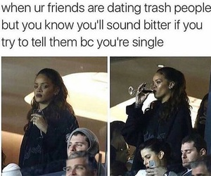 single, funny, and lol image