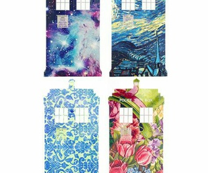 doctor who, tardis, and doctor image