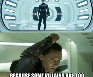 loki, funny, and khan image