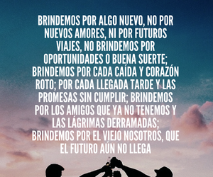 amigos, frases, and copas image