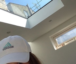 adidas, pale, and aesthetic image