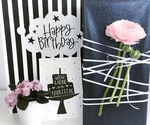 birthday, diy, and flowers image