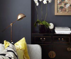 inspiration, interior design, and living room image