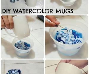 cup diy colors image