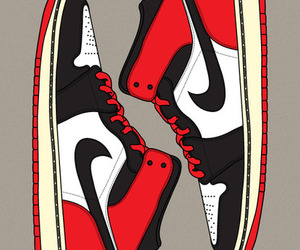 design, graphic, and nike image