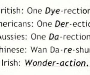 one direction, irish, and british image