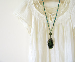 fashion, necklace, and pretty image