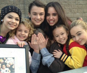 adventures in babysitting, sabrina carpenter, and sofía carson image