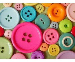 buttons and colorful image