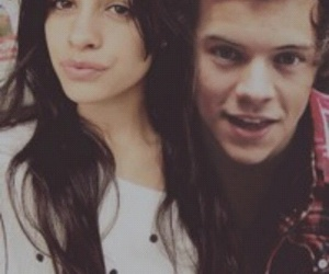 harrystyles, camilacabello, and camarry image