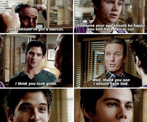 teen wolf, funny, and stiles stilinski image