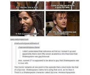 doctor who, HAHAHA, and yes image