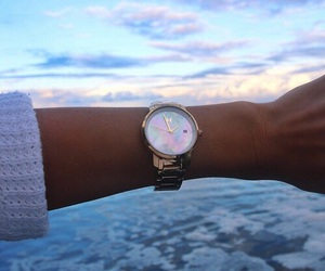 watch, fashion, and ootd image