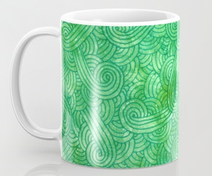 abstract, boho, and doodles image