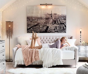chic, cushion, and decor image