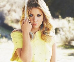 ashley benson, pretty little liars, and blonde image