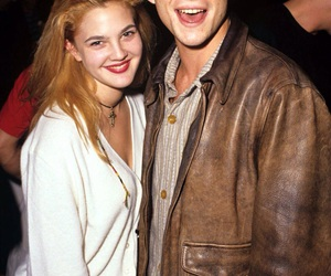 drew barrymore, 90s, and christian slater image