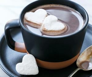coffee, food, and heart image